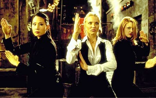 charlies angels d